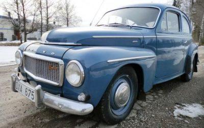 Volvo PV 544 Blå