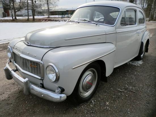 Volvo PV 544 Benvit