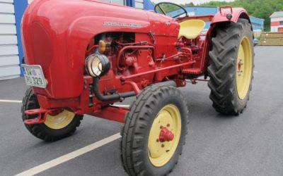Porsche Super, Diesel Traktor