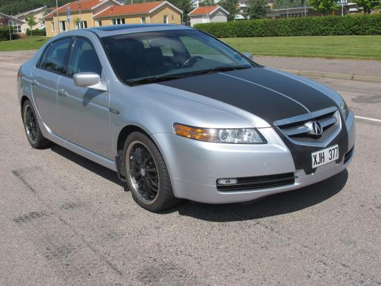 Honda Acura TL, 3,2 V6 VTEC, 270Hkr