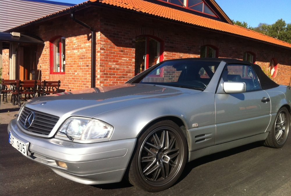 MB 500 SL