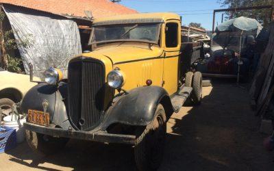 Chevrolet lastbil original