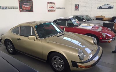 Porsche 911 S 2,7 Sportomatic