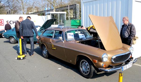 Snabba försäljningar av hobbybilar på mässan i Essen
