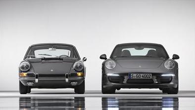 Porsche 911 firar 50 år
