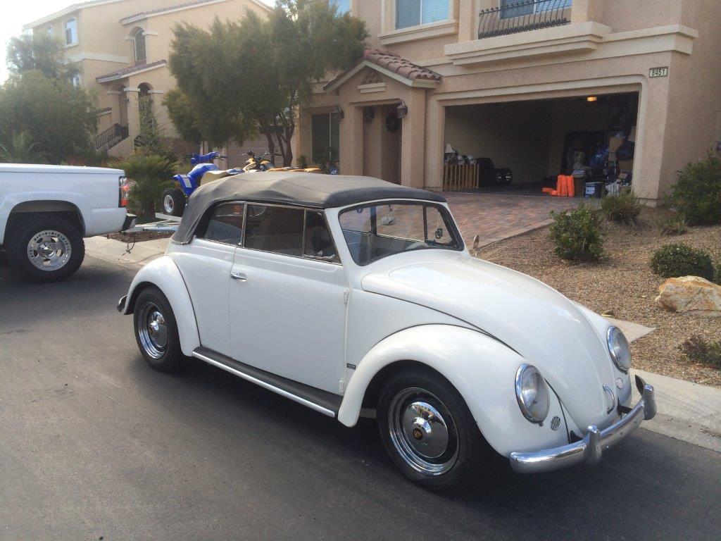 Gott om gamla VW i Peru