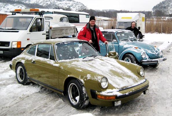 Porschen som blev filmstjärna såldes genom Nilu