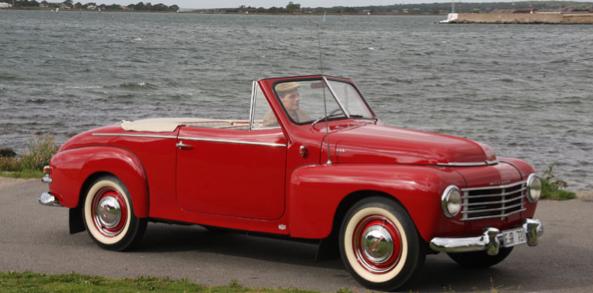 Volvo – Passionen är temat för den 25:e TechnoClassica