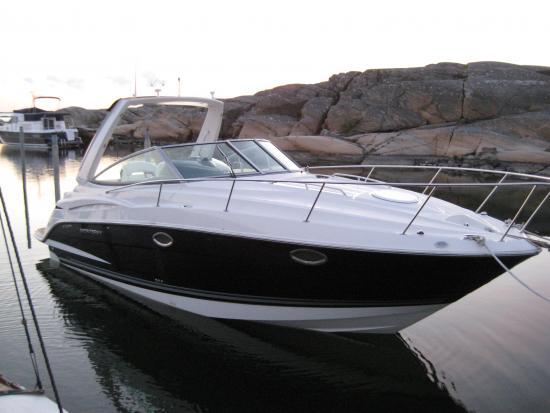 Monterey 290 Cruiser Motorbåt 2 X Yanmar Diesel