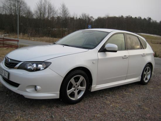 Subaru Impreza 2,0R Sport, (150Hkr)