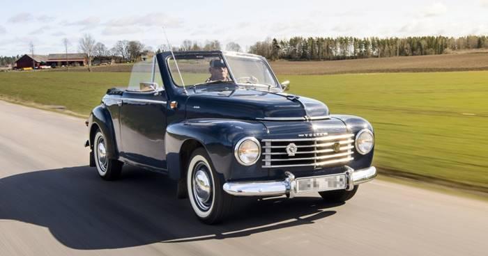 Efter den 20 maj 2018 befrias bilar äldre än 50 år från besiktning