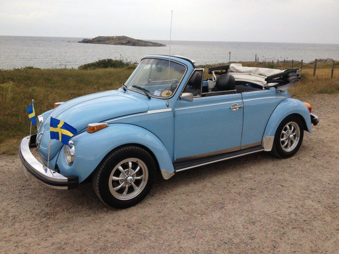 Populärt att hyra veteranbil till bröllop och andra högtider