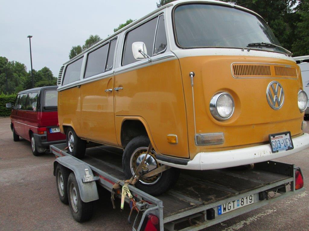 Elmotorer i VW hobbybilar