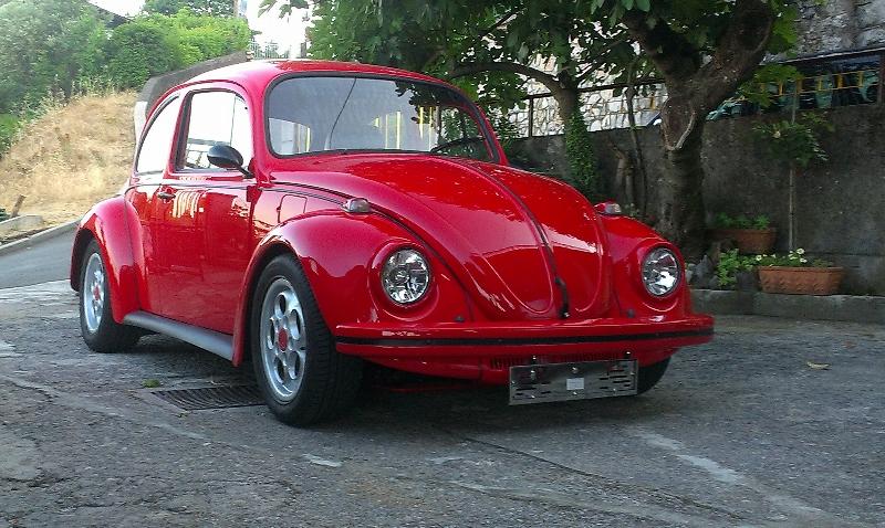 VW Buba hälsningar från Kroatien