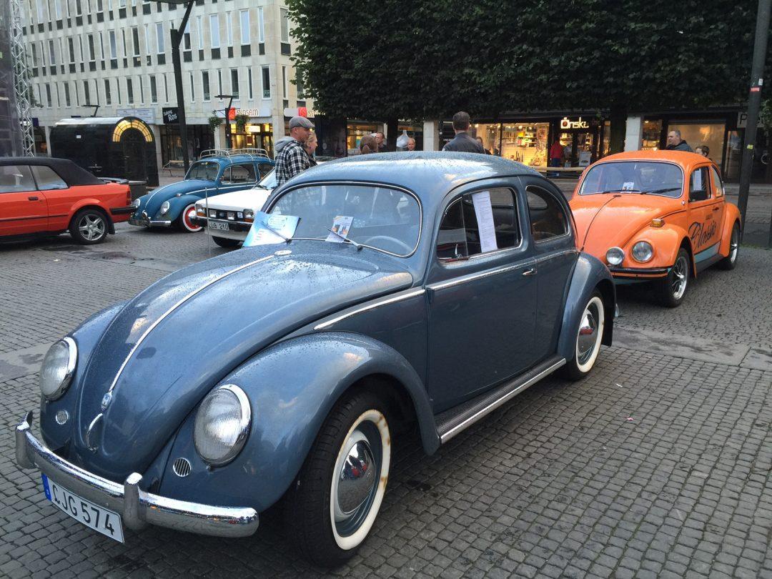 Nilus VW 55:a nu besiktigad, efter 34 år