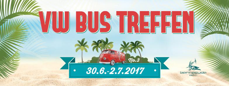 Vi åker på stor VW-buss träff, vill ni åka med?