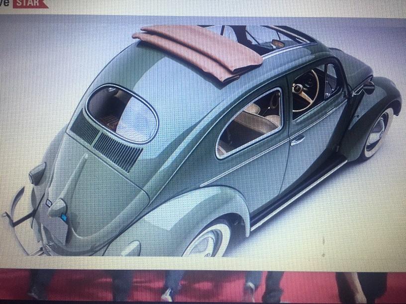 Ny VW- toppnotering på klassikerauktion