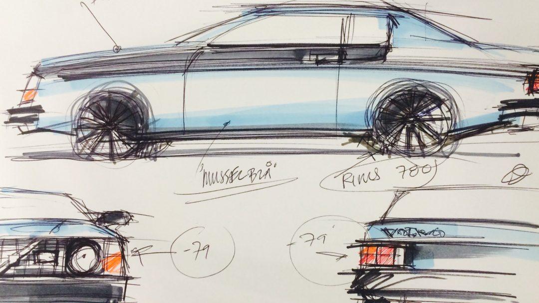 Vi bygger en Volvo 262 GTX-outlaw
