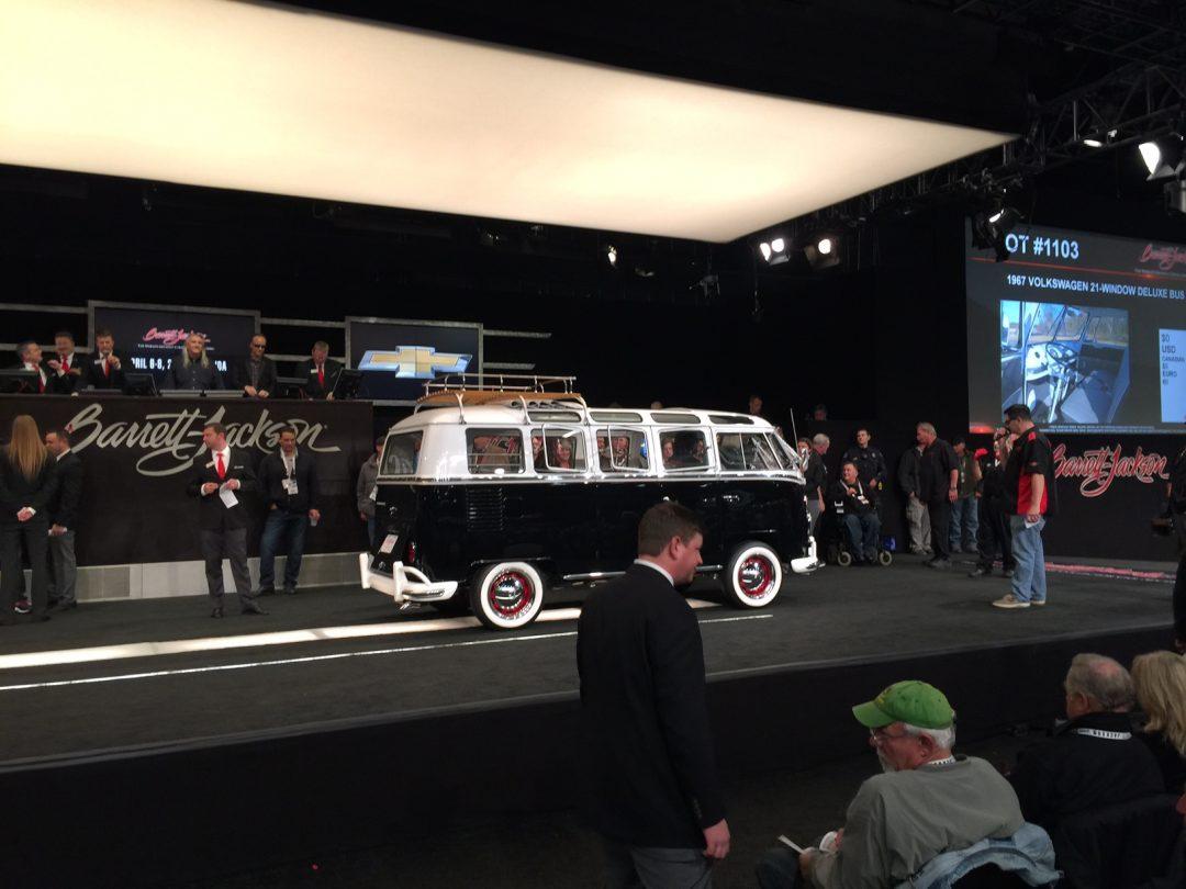 VW bussarna fortsätter att stiga i värde
