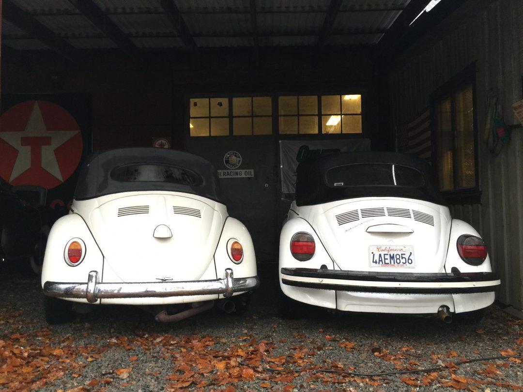 Gammal VW bubbla cab eller nyare, vad föredrar du?