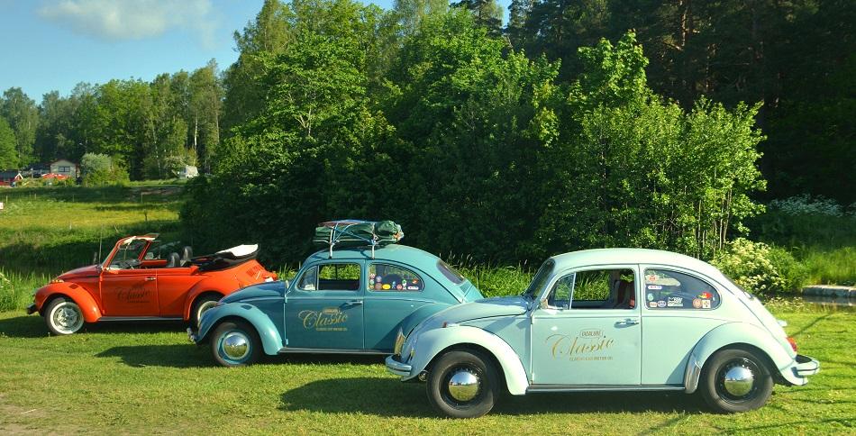 1962 var VW bubblan Sveriges mest sålda bil