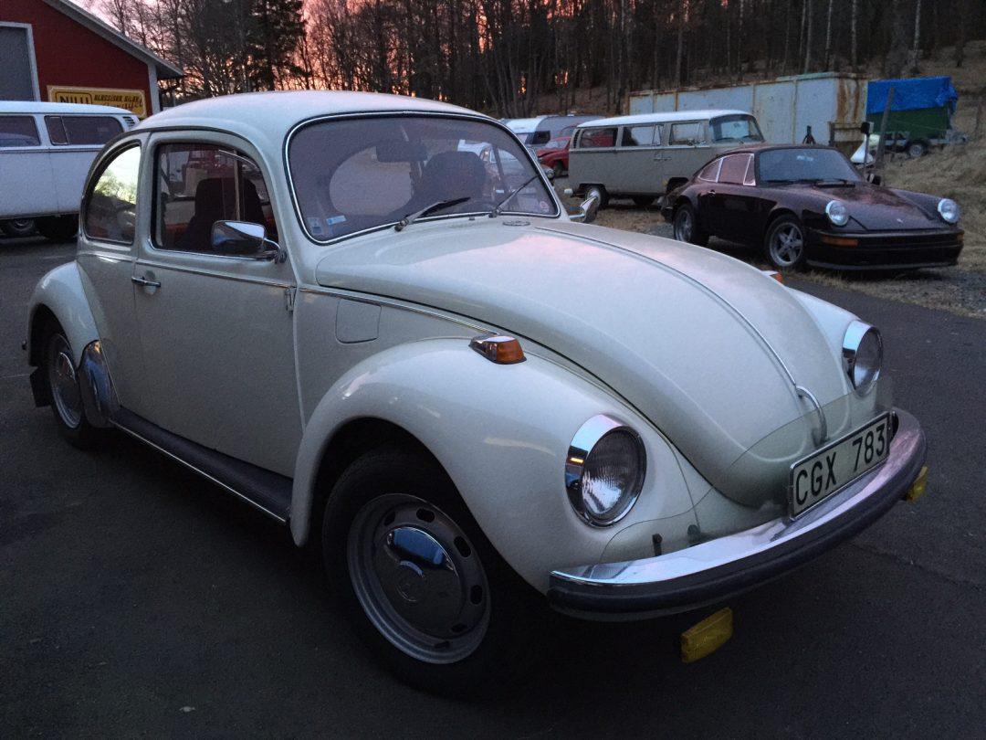 Unik VW 1302 till Nilu