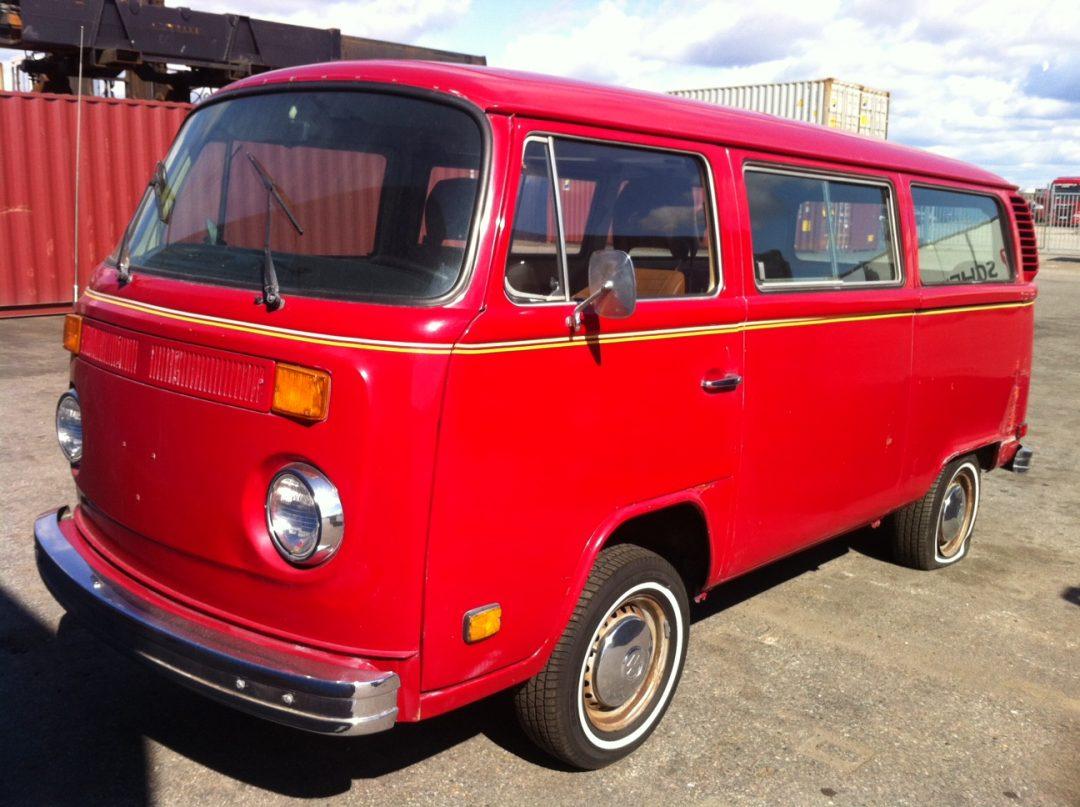 Just inkommet VW kleinbuss 1978 fr Arizona
