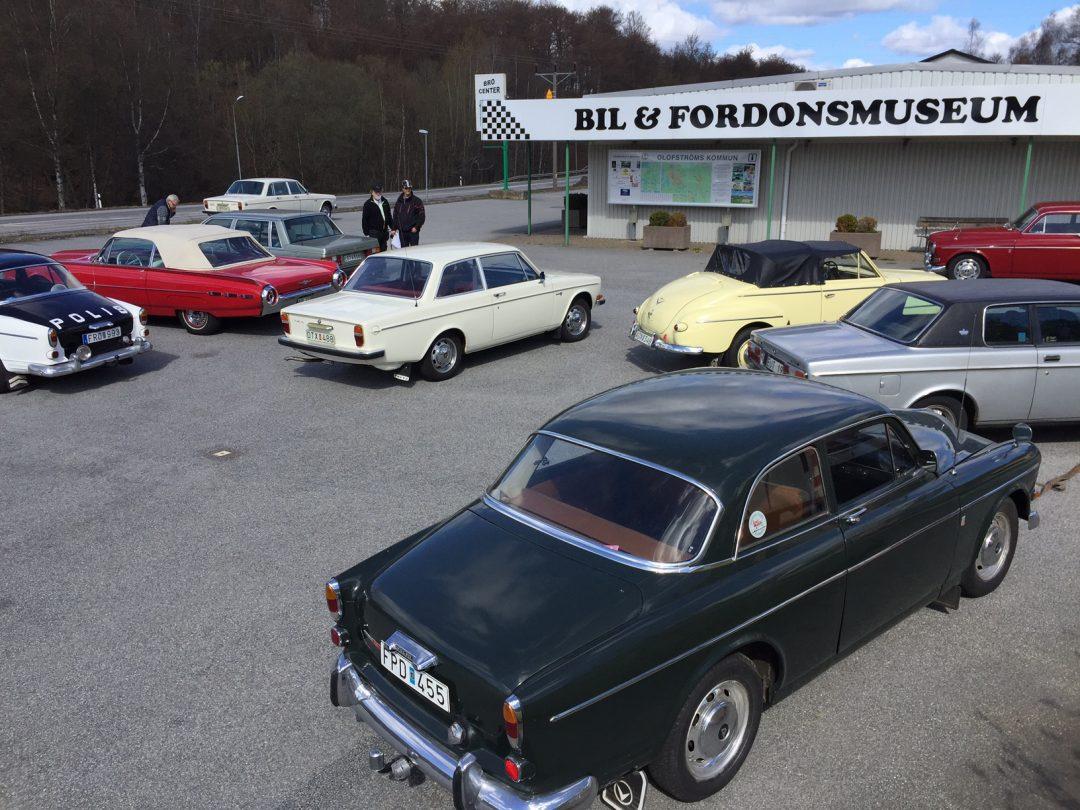 Fantastisk Volvosamling på auktion på Bilweb i efter sommaren.