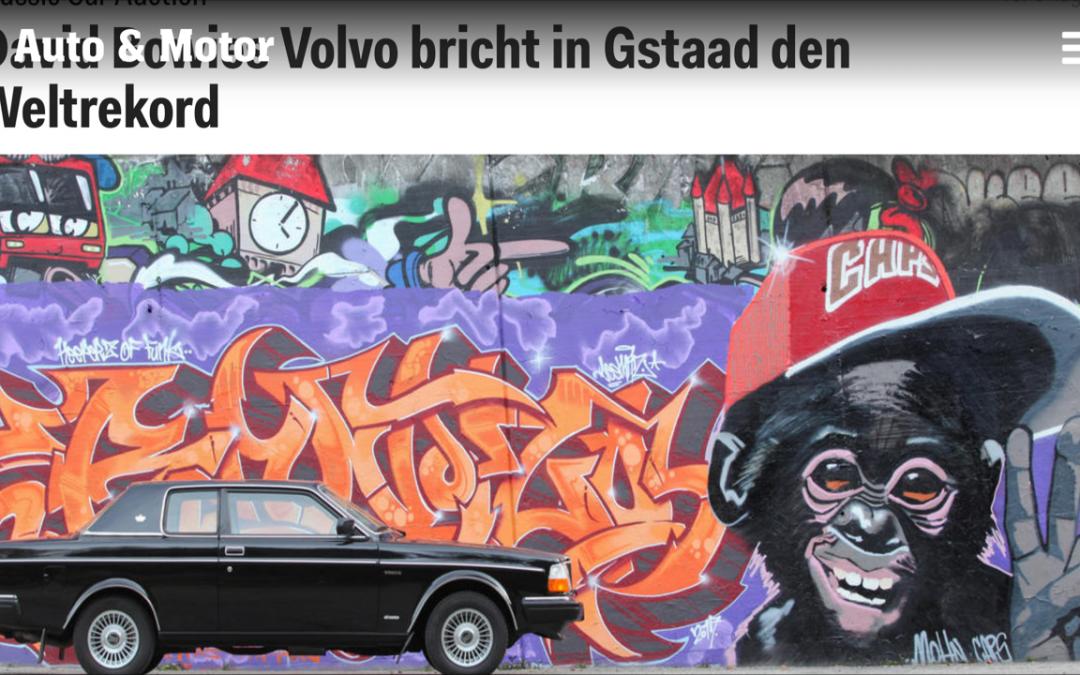 Volvo 262 Bertone, coupé till rekordpris