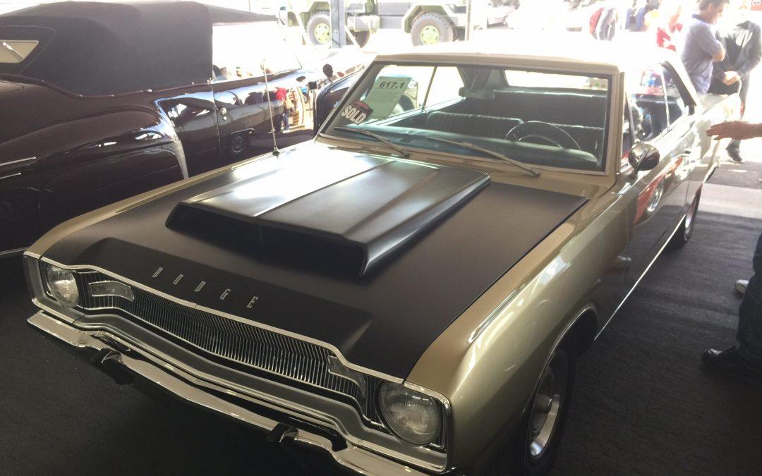 Kul bil på väg in, Dodge Dart GT 1967